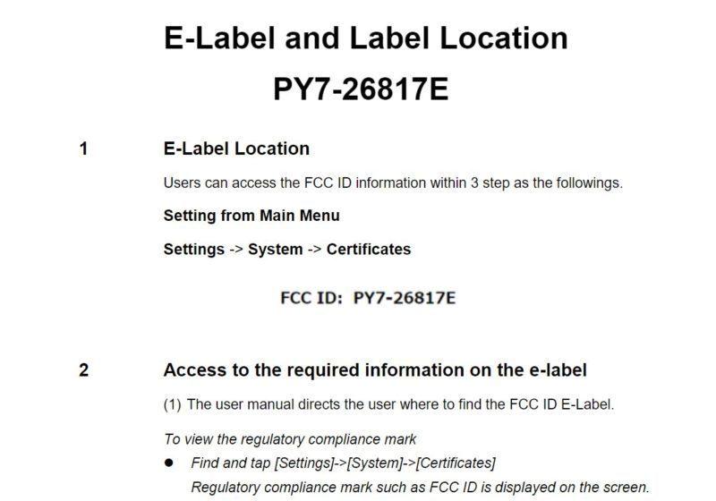 Sony Xperia 20 FCC kiedy premiera opinie specyfikacja techniczna gdzie kupić najtaniej w Polsce plotki przecieki wycieki