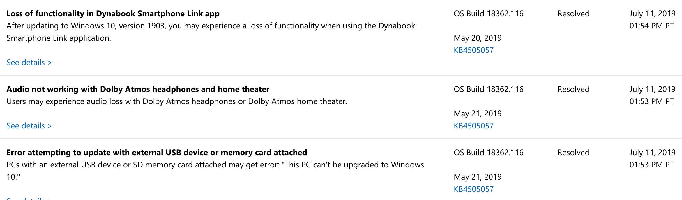 problemy z Windows 10 1903 blokada instalacji jak zainstalować na pc Microsoft