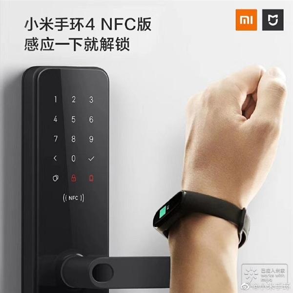 Xiaomi Mi Band 4 NFC zamki inteligentne MIJA gdzie kupić najtaniej w Polsce opinie