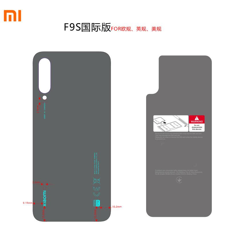 Xiaomi Mi A3 Android One FCC kiedy premiera plotki przecieki wycieki specyfikacja techniczna