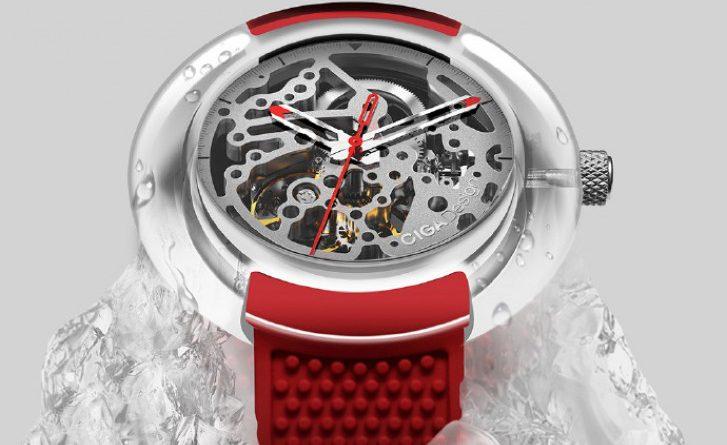 Zegarek Xiaomi T-Series CIGA Design cena opinie specyfikacja techniczna gdzie kupić najtaniej w Polsce
