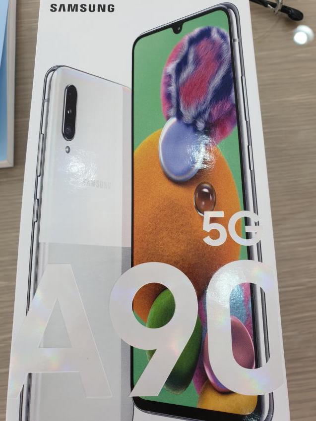 Samsung Galaxy A90 5G plotki przecieki wycieki specyfikacja techniczna opinie kiedy premiera gdzie kupić najtaniej w Polsce zdjęcia specyfikacja techniczna