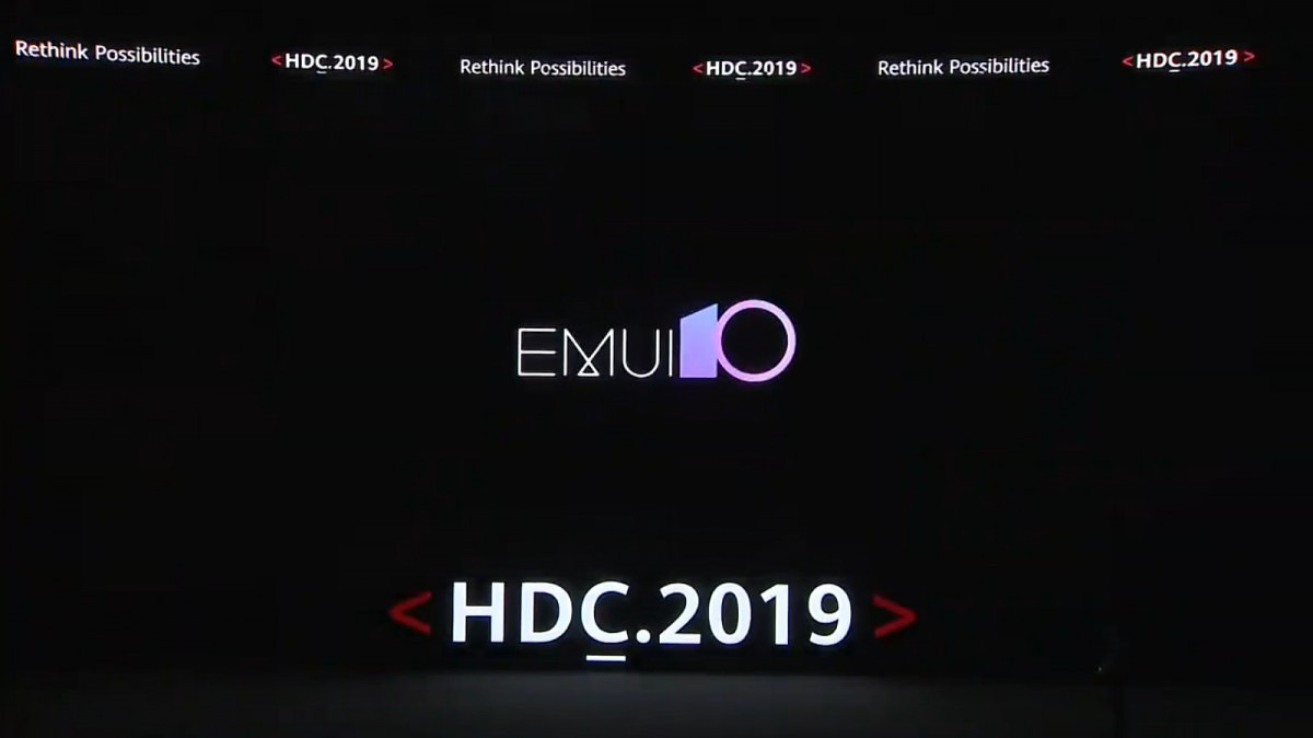 Huawei P30 Pro EMUI 10.0 Android Q aktualizacja kiedy HDC 2019