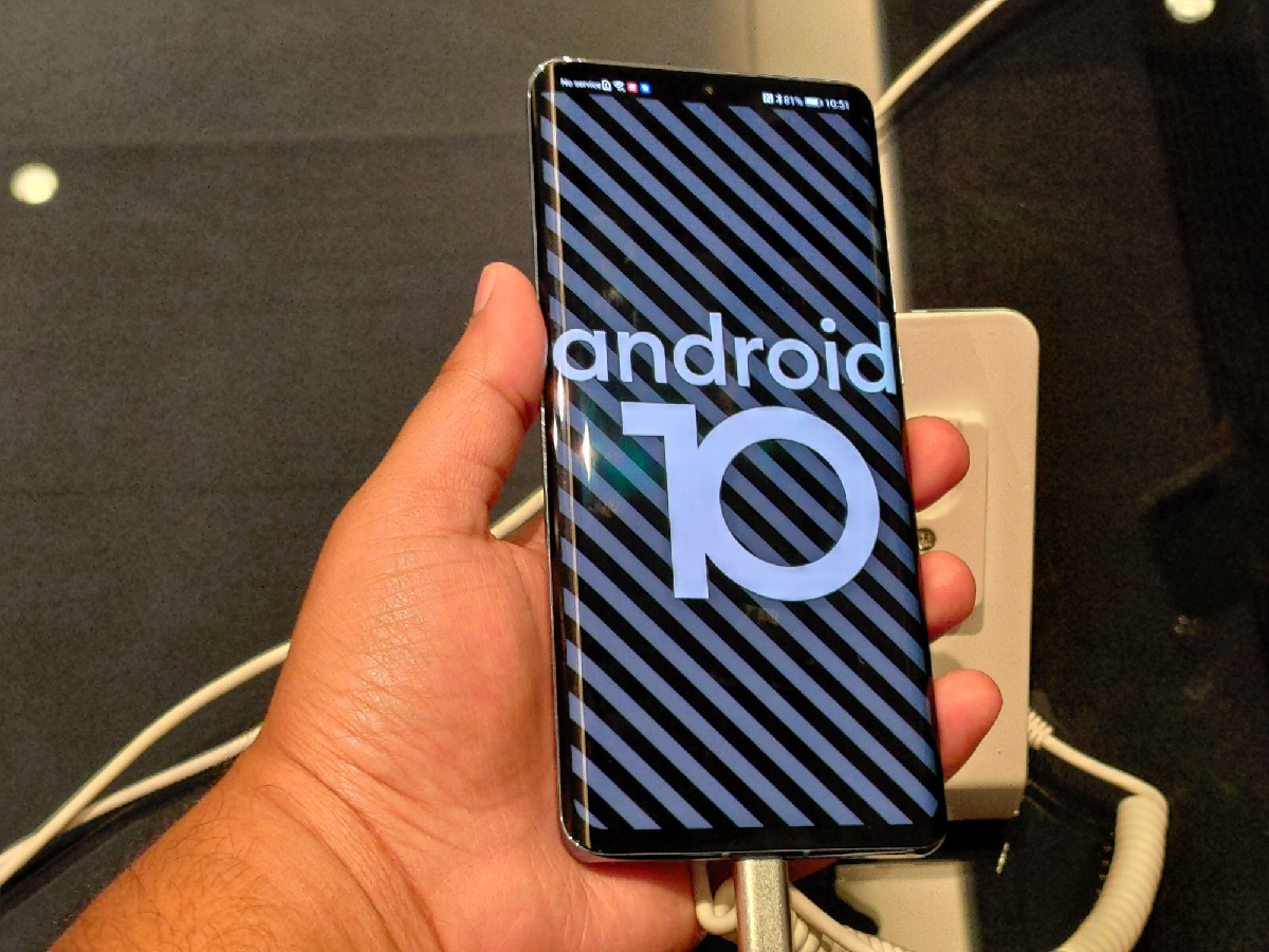 EMUI 10 beta na Huawei P30 Pro co nowego nowości aktualizacja Android Q wideo