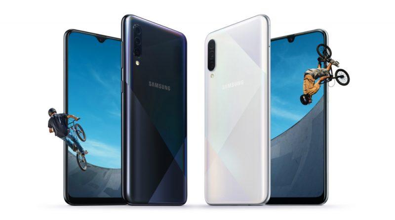 Samsung Galaxy A50s cena premiera specyfikacja techniczna gdzie kupić najtaniej w Polsce opinie