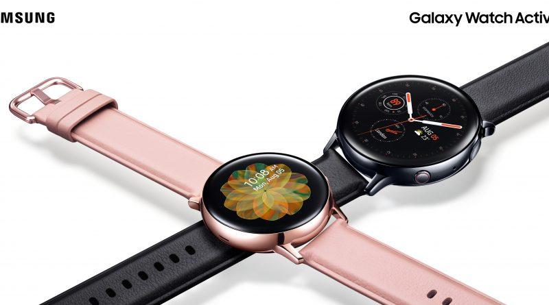 Samsung Galaxy Watch Active 2 cena EKG premiera gdzie kupić najtaniej w Polsce opinie specyfikacja techniczna kiedy EKG i wykrywanie upadków
