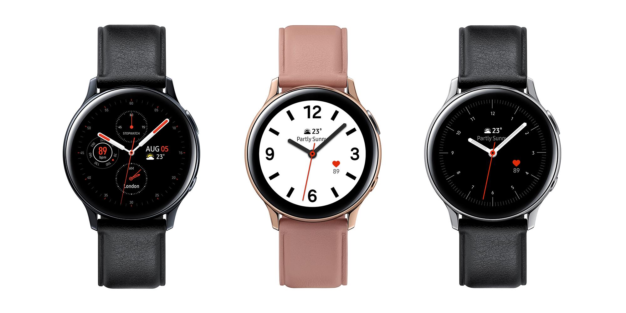 Samsung Galaxy Watch Active 2 cena EKG premiera gdzie kupić najtaniej w Polsce opinie specyfikacja techniczna