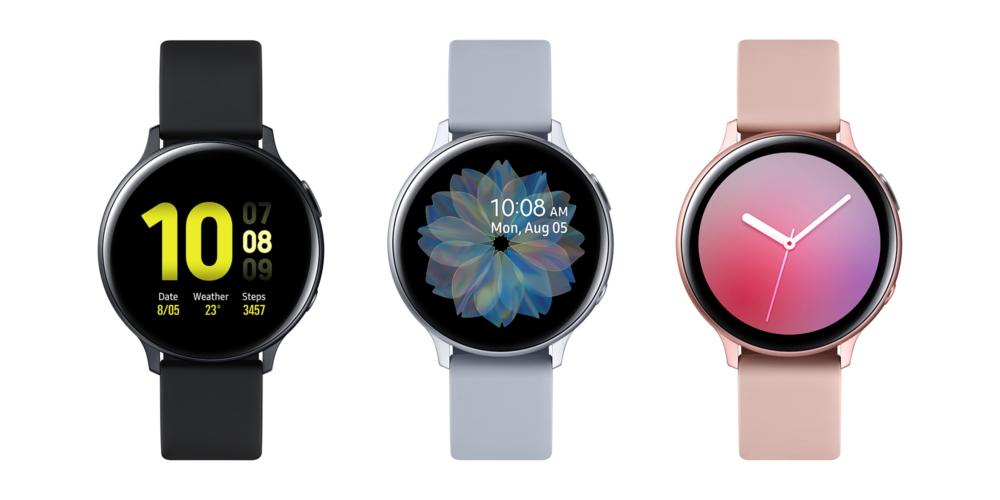Samsung Galaxy Watch Active 2 cena EKG premiera gdzie kupić najtaniej w Polsce opinie specyfikacja techniczna kiedy w Polsce