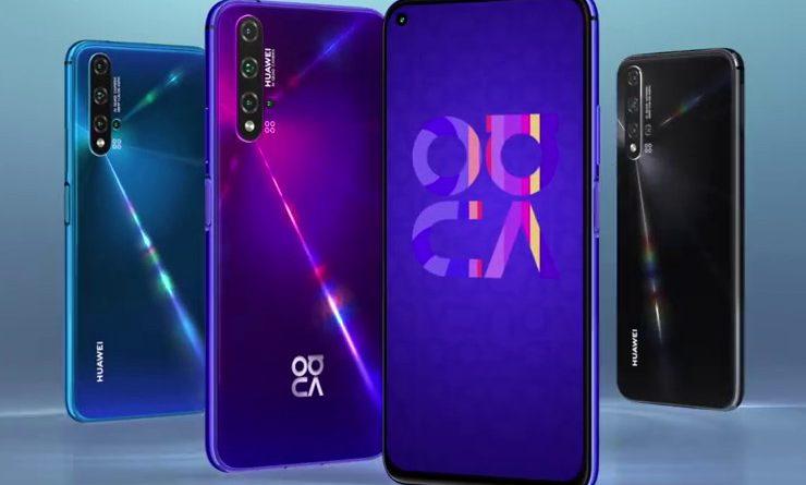 Huawei Nova 5T cena premiera specyfikacja techniczna opinie gdzie kupić najtaniej w Polsce