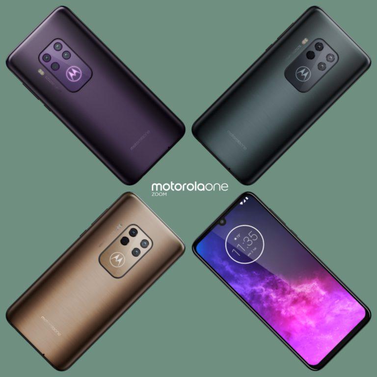 Motorola One Zoom cena kiedy premiera specyfikacja techniczna opinie plotki przecieki wycieki