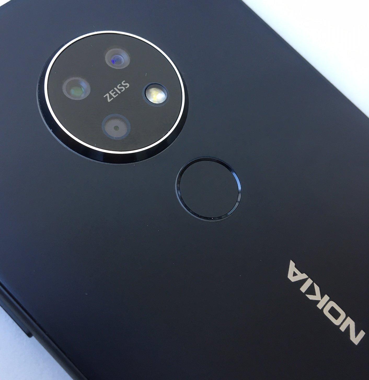 Nokia 7.2 kiedy premiera plotki zdjęcia przecieki wycieki specyfikacja techniczna HMD Global ZEISS