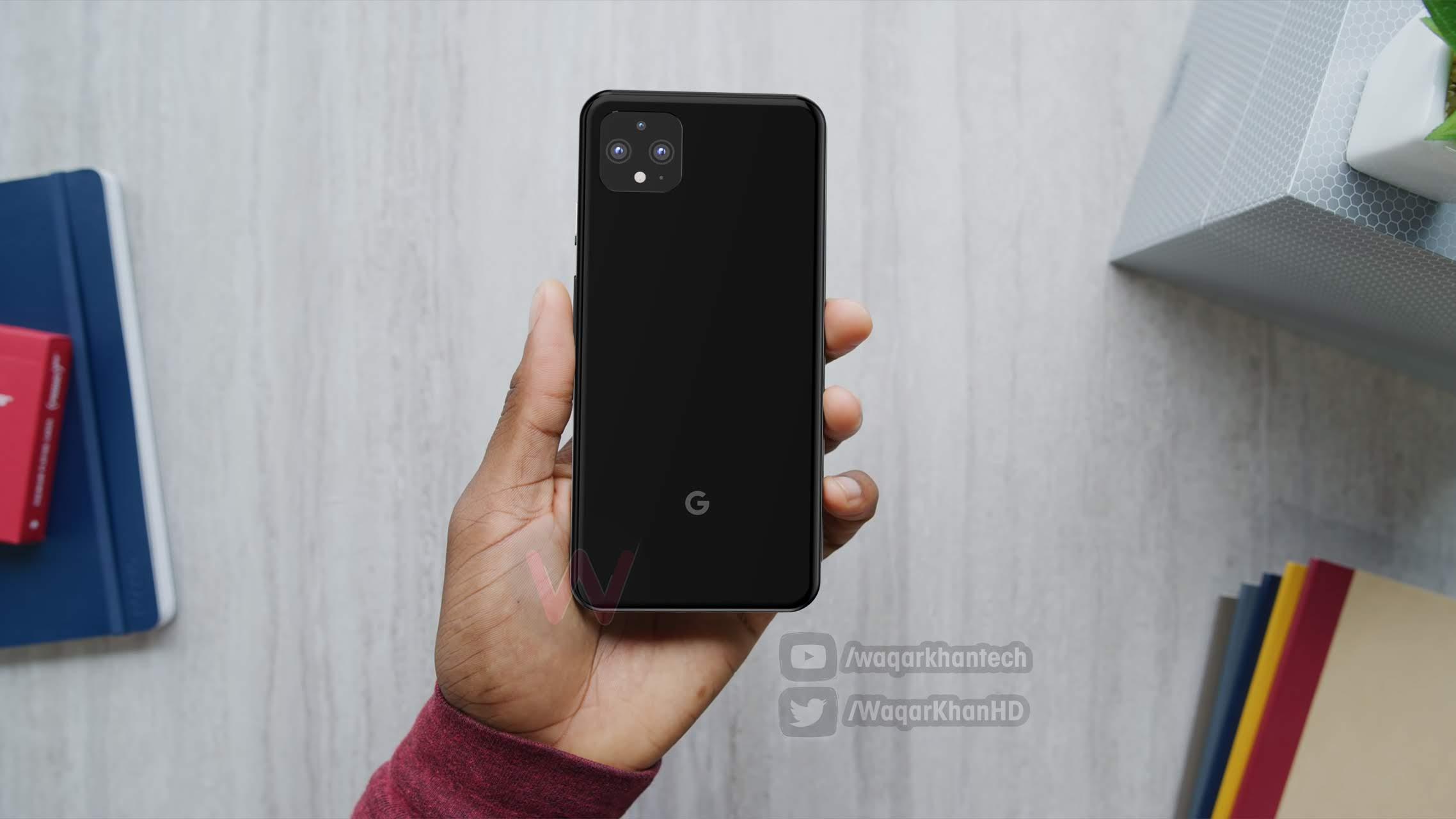 Google Pixel 4 kiedy premiera plotki przecieki wycieki specyfikacja techniczna opinie koncept wizualizacja