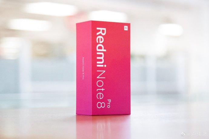 Xiaomi Redmi Note 8 Pro cena plotki przecieki wycieki kiedy premiera pudełko notch specyfikacja techniczna kiedy w Polsce