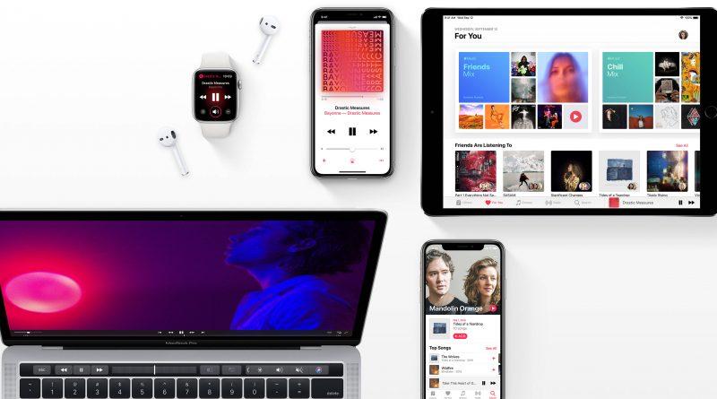 Apple Music playlista codziennie nowa muzyka