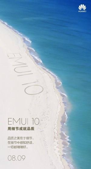 EMUI 10.0 kiedy premiera beta aktualizacja Android Q smartfony Huawei HDC 2019