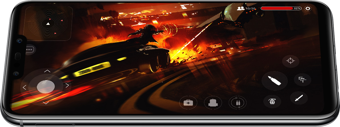 EMUI 9.1 Huawei mate 20 Lite aktualizacja co nowego GPU Turbo 3.0