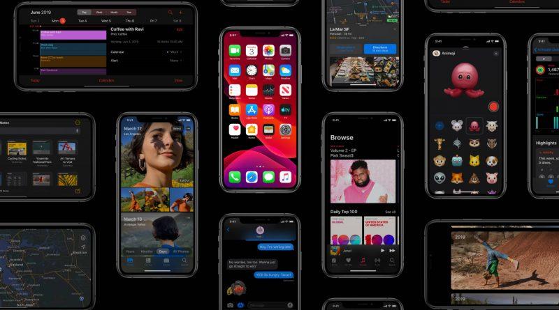 iOS 13 beta 8 Public Beta 7 kiedy aktualizacja GM Apple iPhone