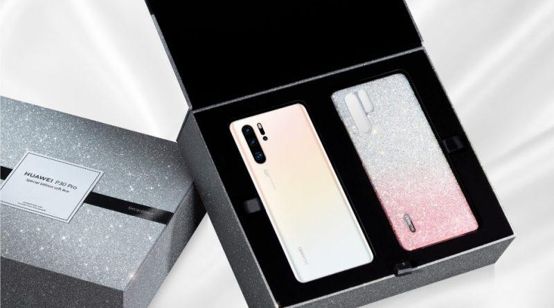 Huawei P30 Pro Limited Edition Pearl White cena opinie Swarovski gdzie kupić najtaniej w Polsce