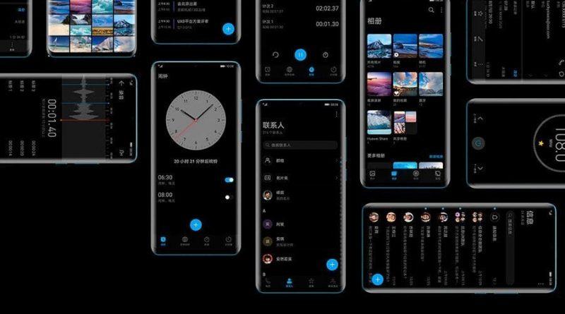 EMUI 10.0 co nowego w nakładce Huawei nowości dark mode aktualizacja usługi Google zakaz handlu