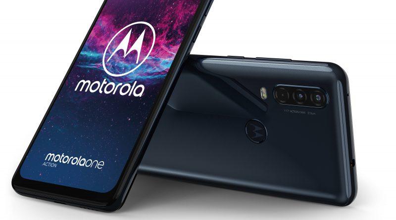 premiera Motorola One Action cena opinie specyfikacja techniczna gdzie kupić najtaniej w Polsce