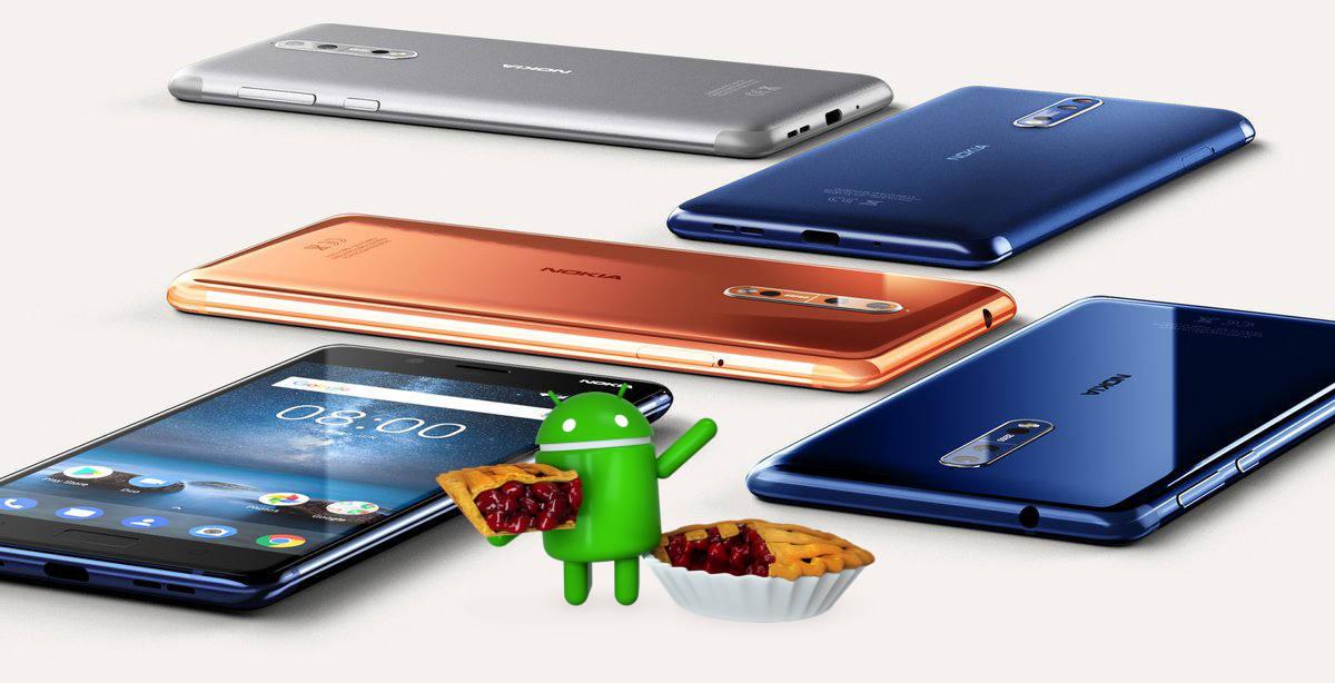 Nokia 8 Nokia 6 Nokia 5 Nokia 3 do kiedy aktualizacje wsparcie kwartalne poprawki bezpieczeństwa Android HMD Global
