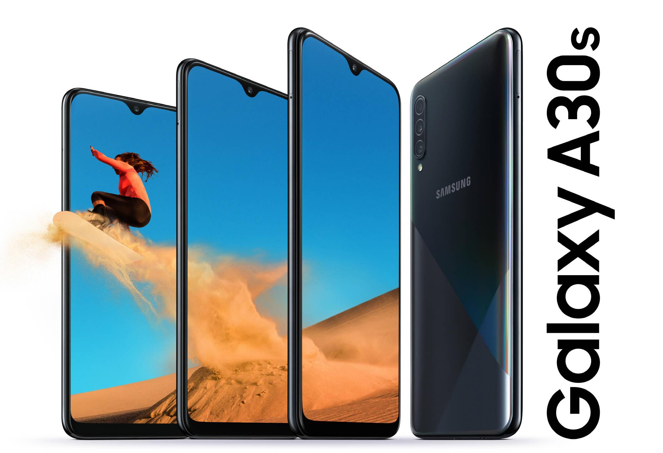 Samsung Galaxy A30s cena premiera specyfikacja techniczna gdzie kupić najtaniej w Polsce opinie