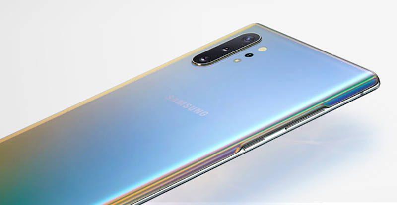 Samsung Galaxy Note 10 Plus najlepszy ekran wśród smartfonów na rynku ocena DisplayMate opinie specyfikacja techniczna cena