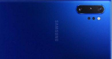 Samsung Galaxy Note 10 z pierwszą aktualizacją oprogramowania