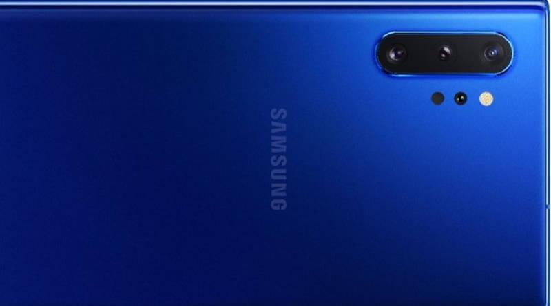 Samsung Galaxy Note 10 Plus Aura Blue opinie cena gdzie kupić najtaniej w Polsce