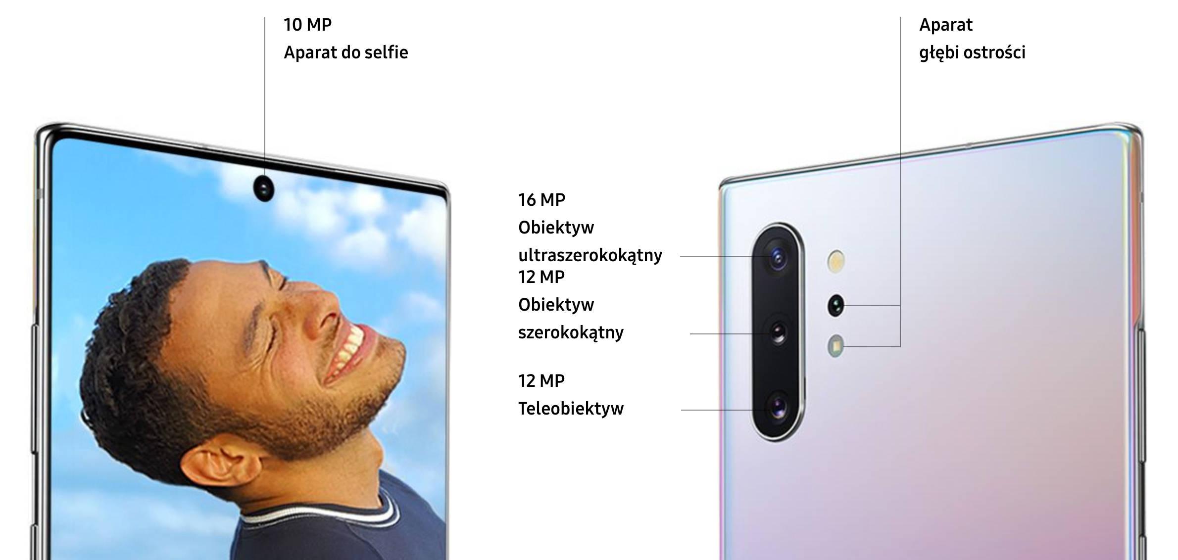 Samsung Galaxy Note 10 5G aparat fotograficzny DxOMark Mobile DxO ocena możliwości funkcje opinie