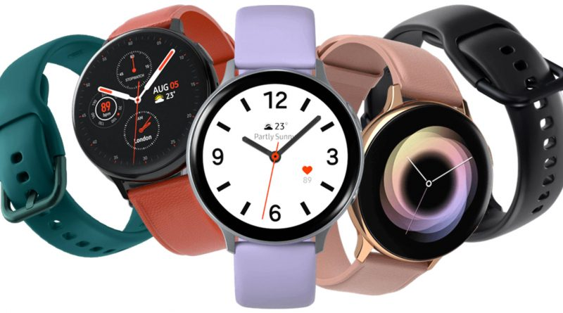 Samsung Galaxy Watch Active 2 cena kiedy rusza sprzedaż w Polsce specyfikacja techniczna opinie gdzie kupić najtaniej polska przedsprzedaż
