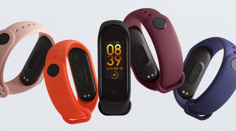 Xiaomi Mi Band 5 NFC kiedy premiera plotki przecieki wycieki specyfikacja techniczna wearables Huami Google Pay