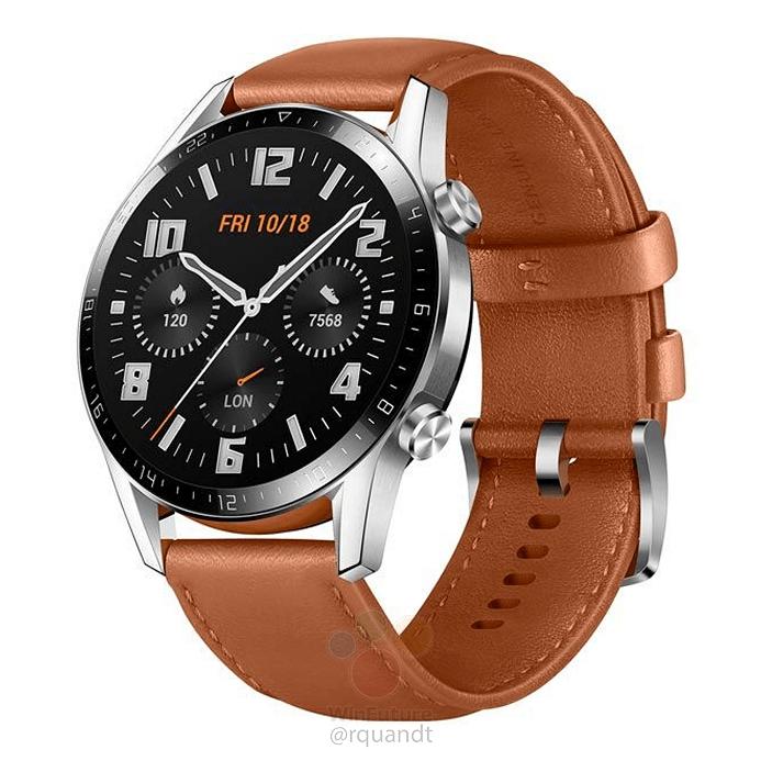 Huawei Watch GT 2 kiedy premiera plotki przecieki wycieki smartwatch IFA 2019 opinie