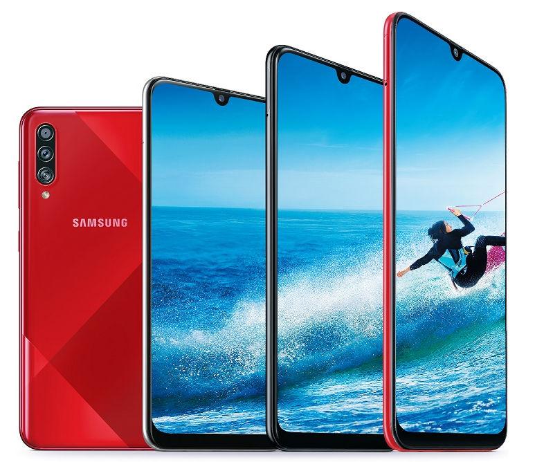 premiera Samsung Galaxy A70s cena specyfikacja techniczna opinie gdzie kupić najtaniej w Polsce kiedy