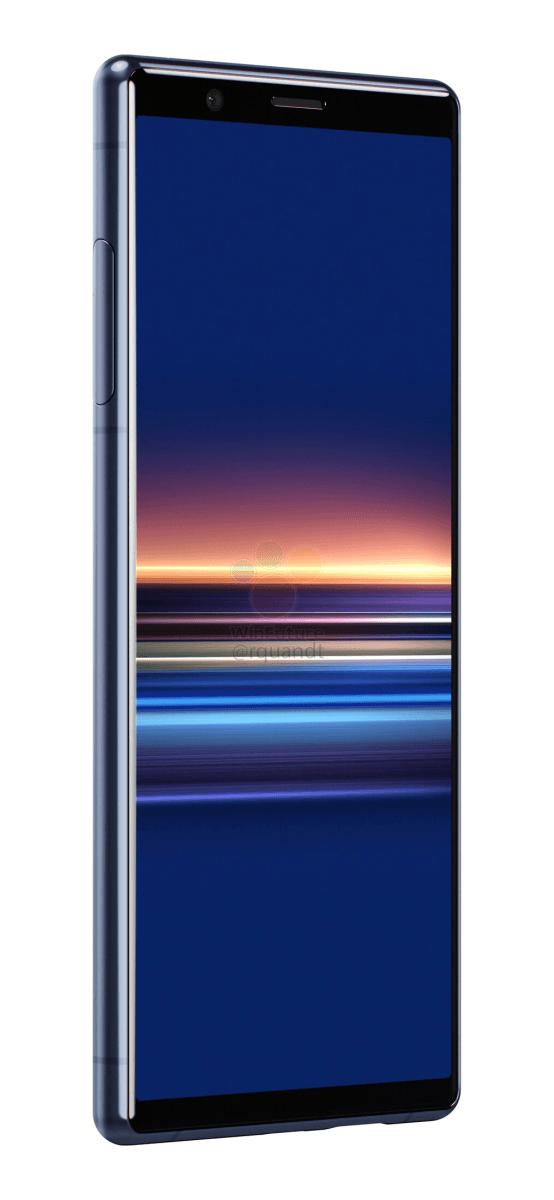 Sony Xperia 2 rendery plotki przecieki wycieki kiedy premiera specyfikacja techniczna IFA 2019