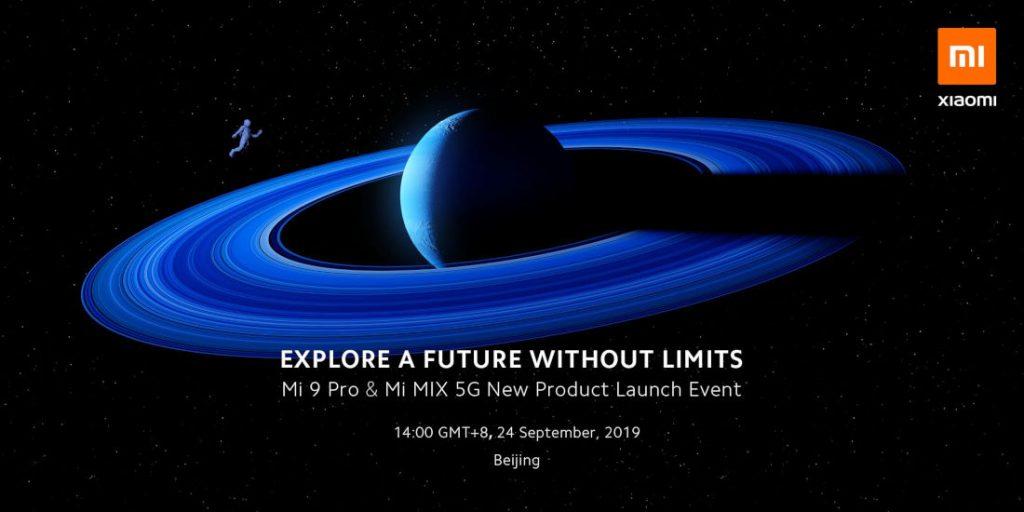 Xiaomi Mi Mix 4 Xiaomi Mi 9 Pro 5G kiedy premiera MIUI 11 dwa premiera plotki przecieki wycieki konferencja opinie