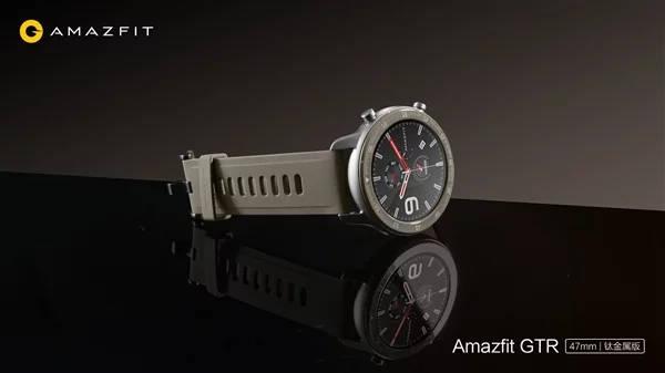 Huami Amazfit GTR 47 mm cena gdzie kupić najtaniej w Polsce opinie specyfikacja techniczna