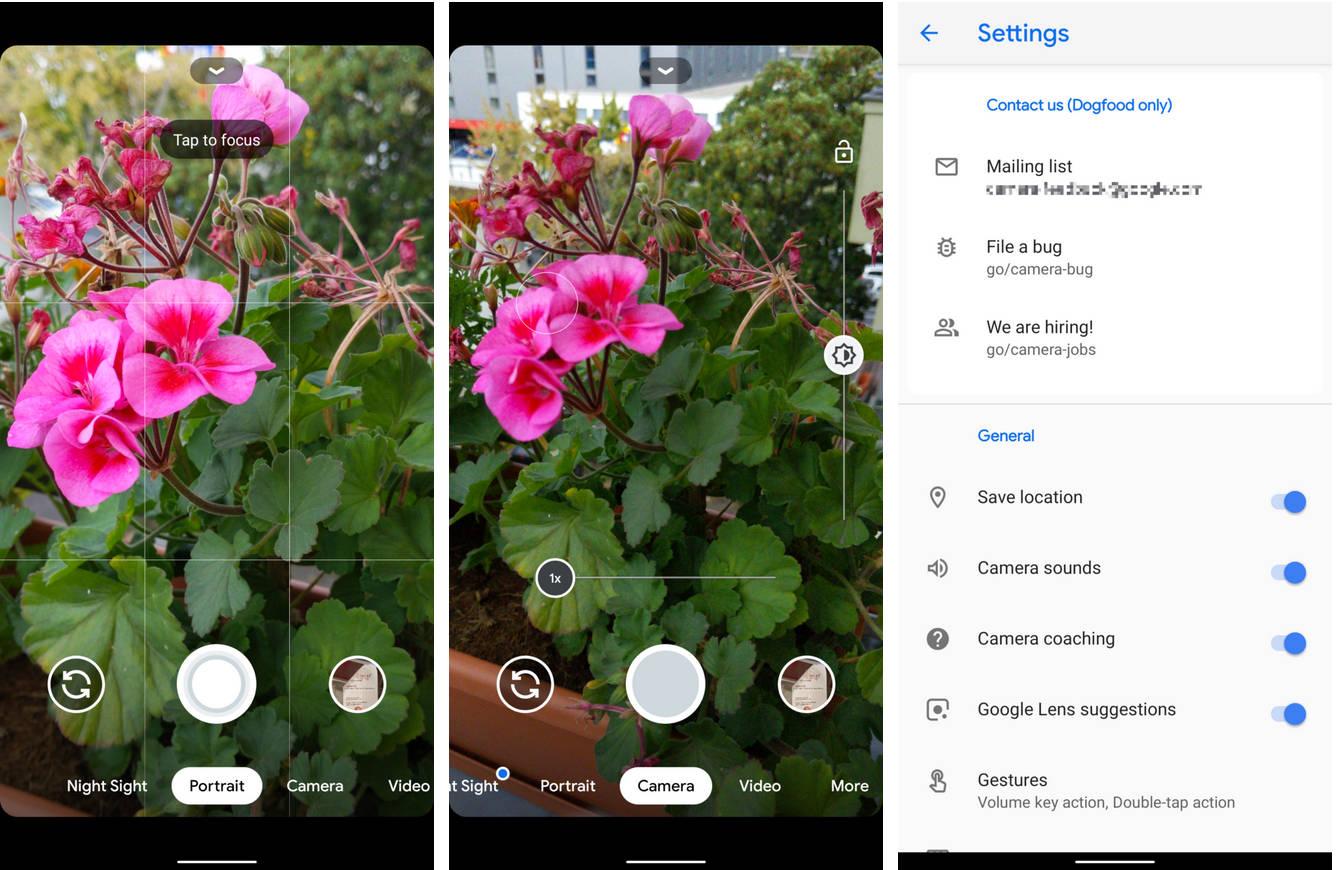 Aparat Google 7.0 Pixel 4 aplikacja kiedy premiera plik APK gdzie pobrać