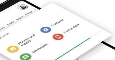 Google One też dostanie dark mode, czyli ciemny motyw