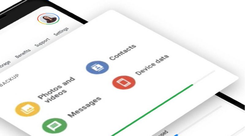 Google One App automatyczny backup kopia zapasowa telefon Android
