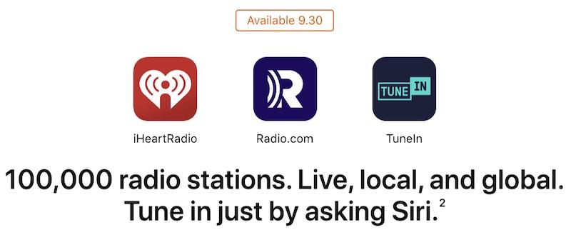 Apple HomePod jakie nowości w iOS 13.1 aktualizacja iPhone co nowego Ambient Sounds