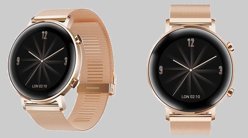 Huawei Watch GT 2 kiedy premiera plotki przecieki wycieki zdjęcia rendery specyfikacja techniczna