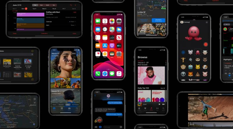 iOS 13.2 beta 1 co nowego kiedy nowe emoji Apple iPhone 11 Deep Fusion