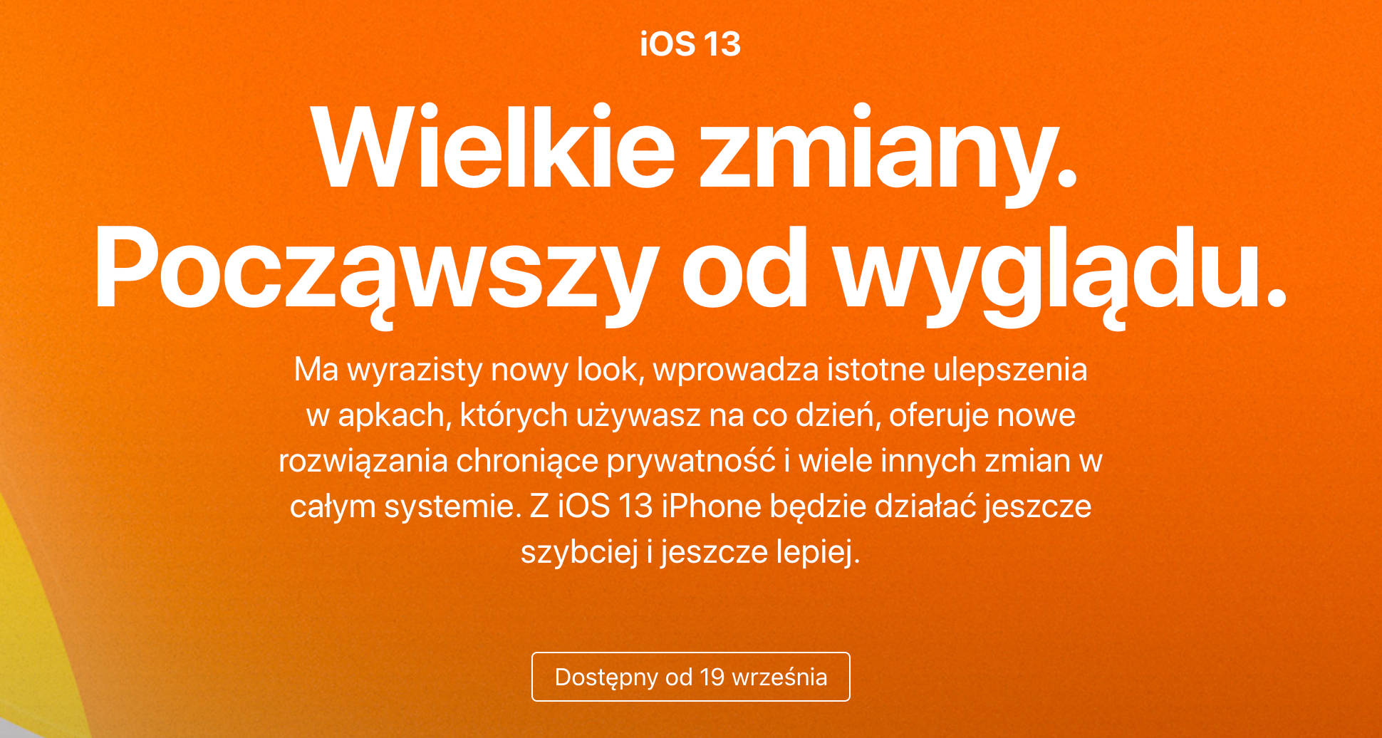 iOS 13 watchOS 6 tvOS 13 macOS Catalina kiedy premiera dla wszystkich Apple iPhone jakie modele