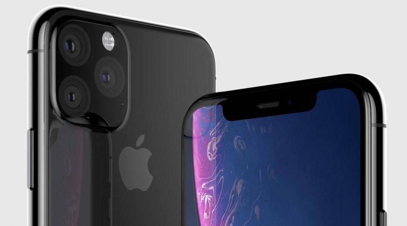 Apple iPhone 11 iPhone 2019 kiedy premiera plotki przecieki wycieki design