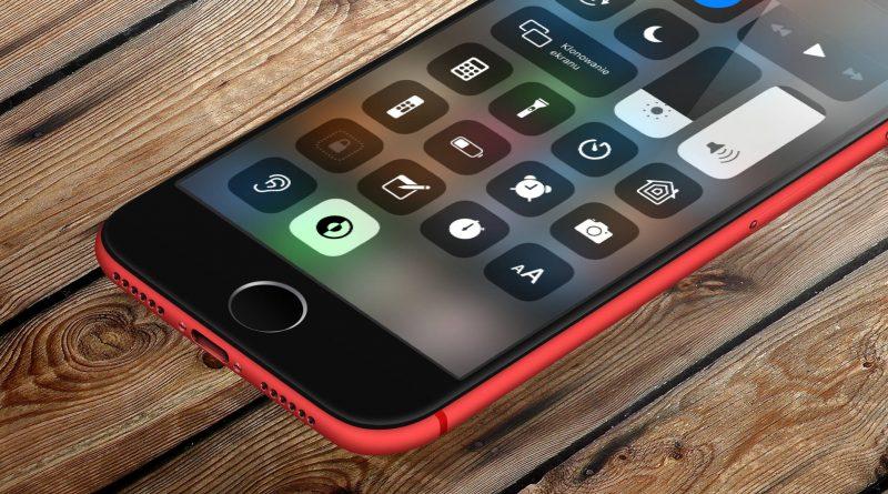 iOS 13 tryb ciemny dark mode jak włączyć na Apple iPhone