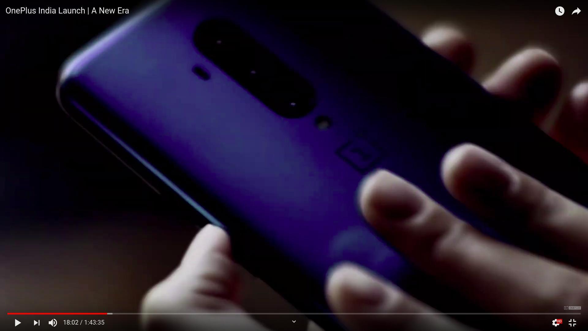 Co z OnePlus 7T Pro kiedy premiera czy istnieje plotki przecieki wycieki cena specyfikacja techniczna