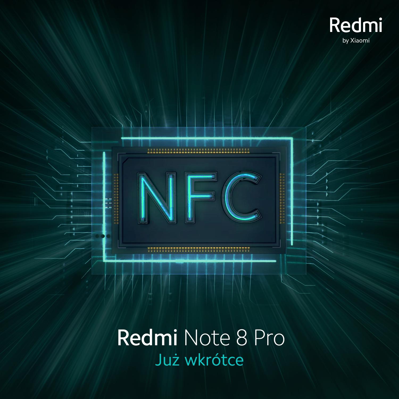 Xiaomi Redmi Note 8 Pro NFC kiedy premiera cena specyfikacja techniczna opinie