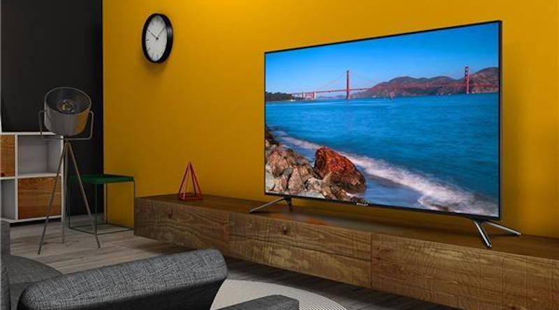 Redmi TV cena tani telewizor Xiaomi z Android TV gdzie kupić najtaniej w Polsce opinie specyfikajca techniczna Xiaomi Mi TV 8K