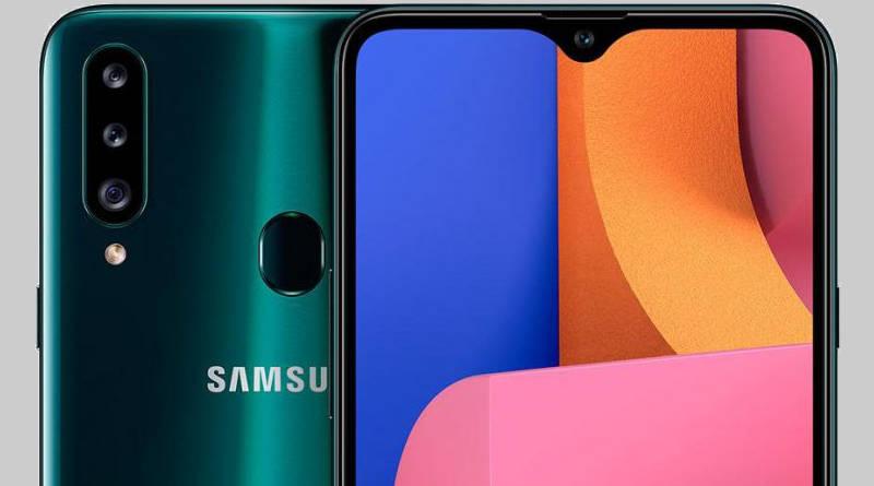 Samsung Galaxy A20s cena premiera specyfikacja techniczna opine gdzie kupić najtaniej w Polsce